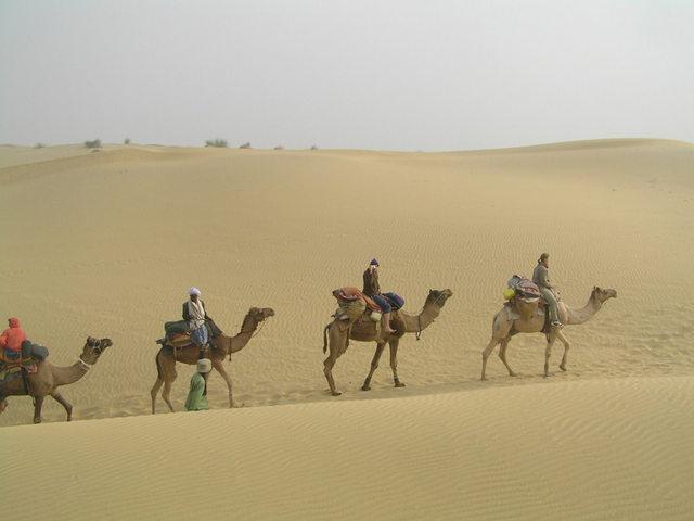 Почему пустыня Сахара увеличивается?